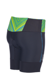 "Zoot Womens Performance Tri 8"" Short - Tribal - Large Only"