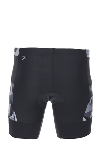 "Zoot Mens Performance Tri 7"" Short - Black Camo"