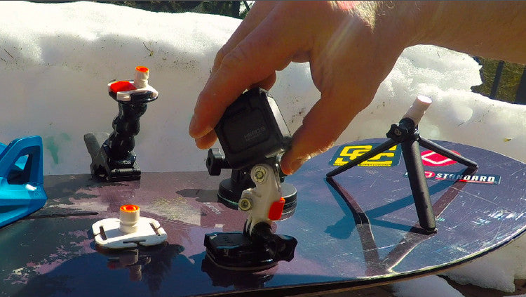 What's So Revolutionary About 360 Quick Connect GoPro Mounts? Check It.