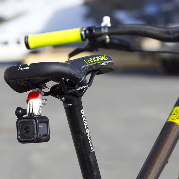 360 Quick Connect On Your Bike - The Lightest, Fastest Mounting System For Your GoPro