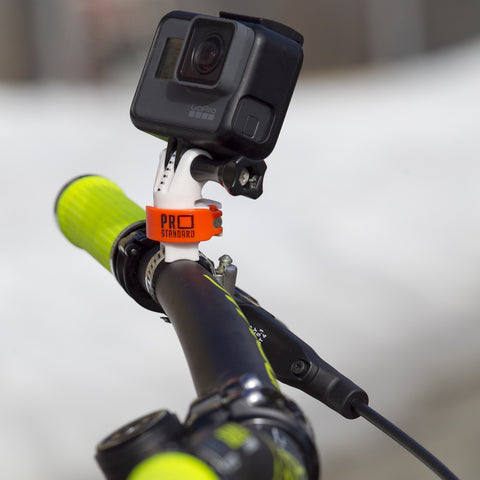 Pro Standard Pipe Master GoPro Mont for biking