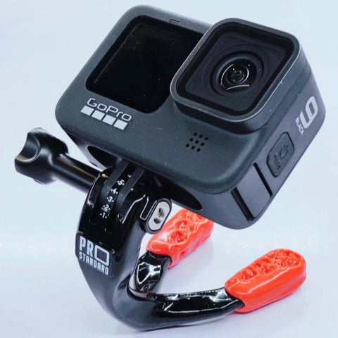 The Pro Standard Grill Mount. The number one GoPro mouth mount. Shown with the GoPro Hero 9