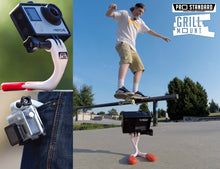 The Grill Mount 2.0 Multi-Function GoPro Mouth Mount