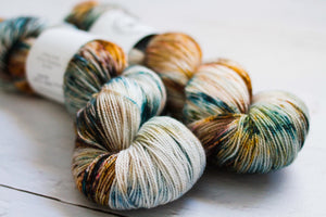 Aspen Sock 'comb creek' sprinkle