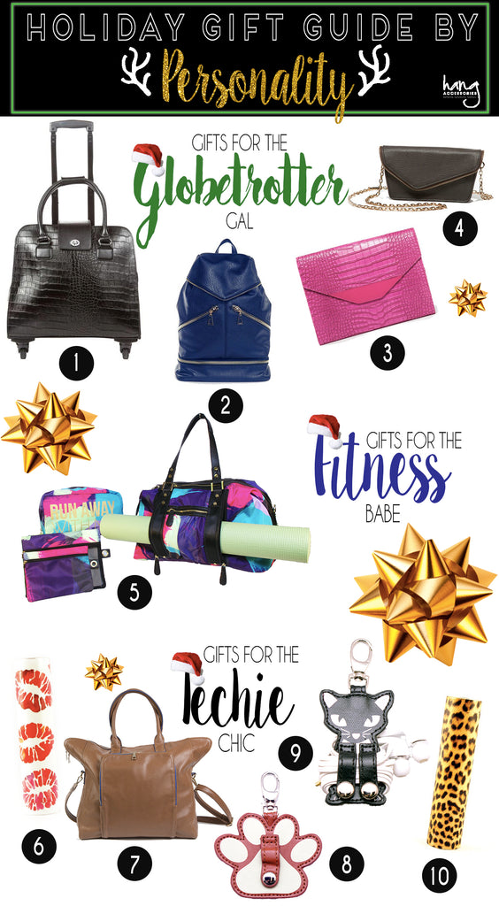 Holiday Gift Guide by Personality