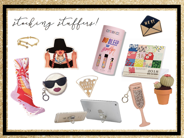 9 Must Have Stocking Stuffers!
