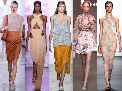 An epilogue of Awe: NYFW SS16