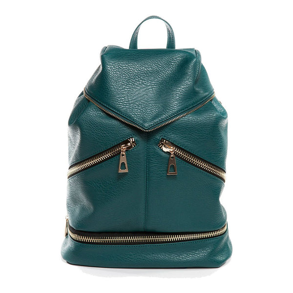 Bowie Green Convertible Bucket Bag Backpack