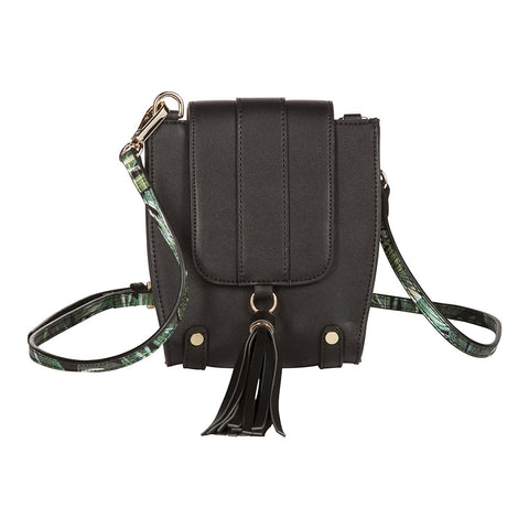 Havana Black Crossbody