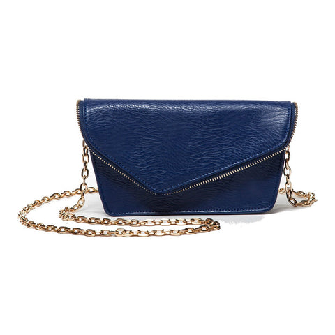 Alexia Blue Crossbody and Belt Bag (RFID-Blocking)