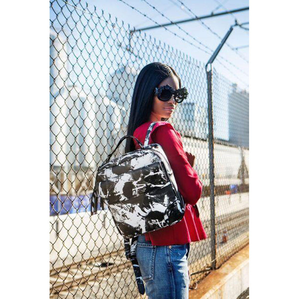 Josslyn Marble Backpack