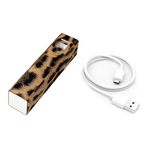 Leopard Portable Phone Charger