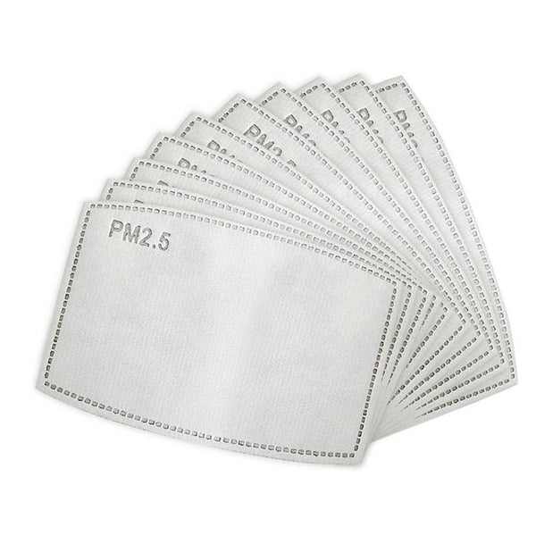 PM2.5 Filter Refill for Face Masks