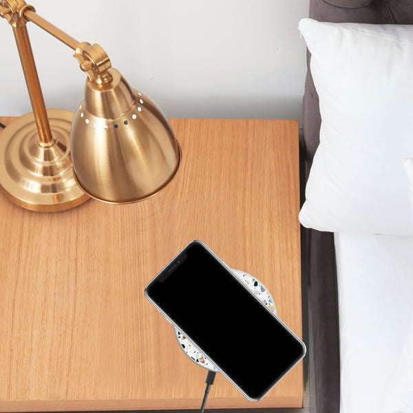 The Wave Wireless Charging Pad