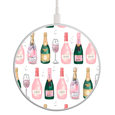 Champagne Wireless Charging Pad