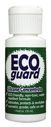 JAWS Ecoguard Silicone Concentrate Lubricant - 1 oz, 4 oz, or 128 oz