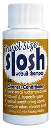 JAWS Slosh Wetsuit Cleaner 1 oz., 4 oz. or 128 oz.