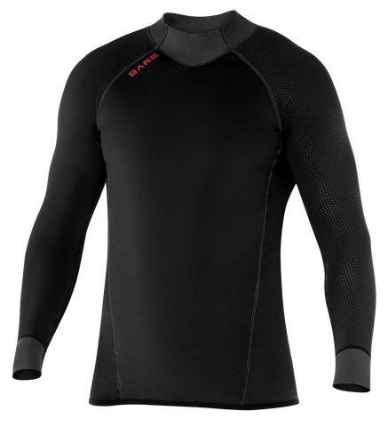 BARE Exowear Men's Long Sleeve Top