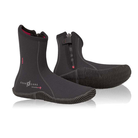 Aqua Lung Superzip Ergo Elite 5MM Boots
