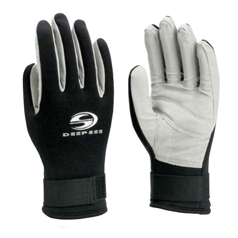 Deep See Waterfall Gloves