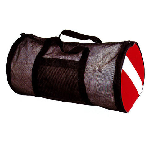 ScubaMax Dive Flag Mesh Duffel Bag