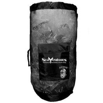 SeaVentures Mesh Duffel Backpack