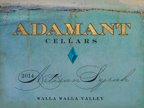 2014 Artisan Syrah — Walla Walla Valley — Limited Availability