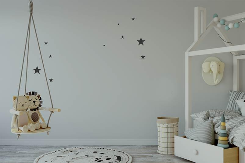 How To Design The Perfect Baby Nursery - Decor That Will Delight!