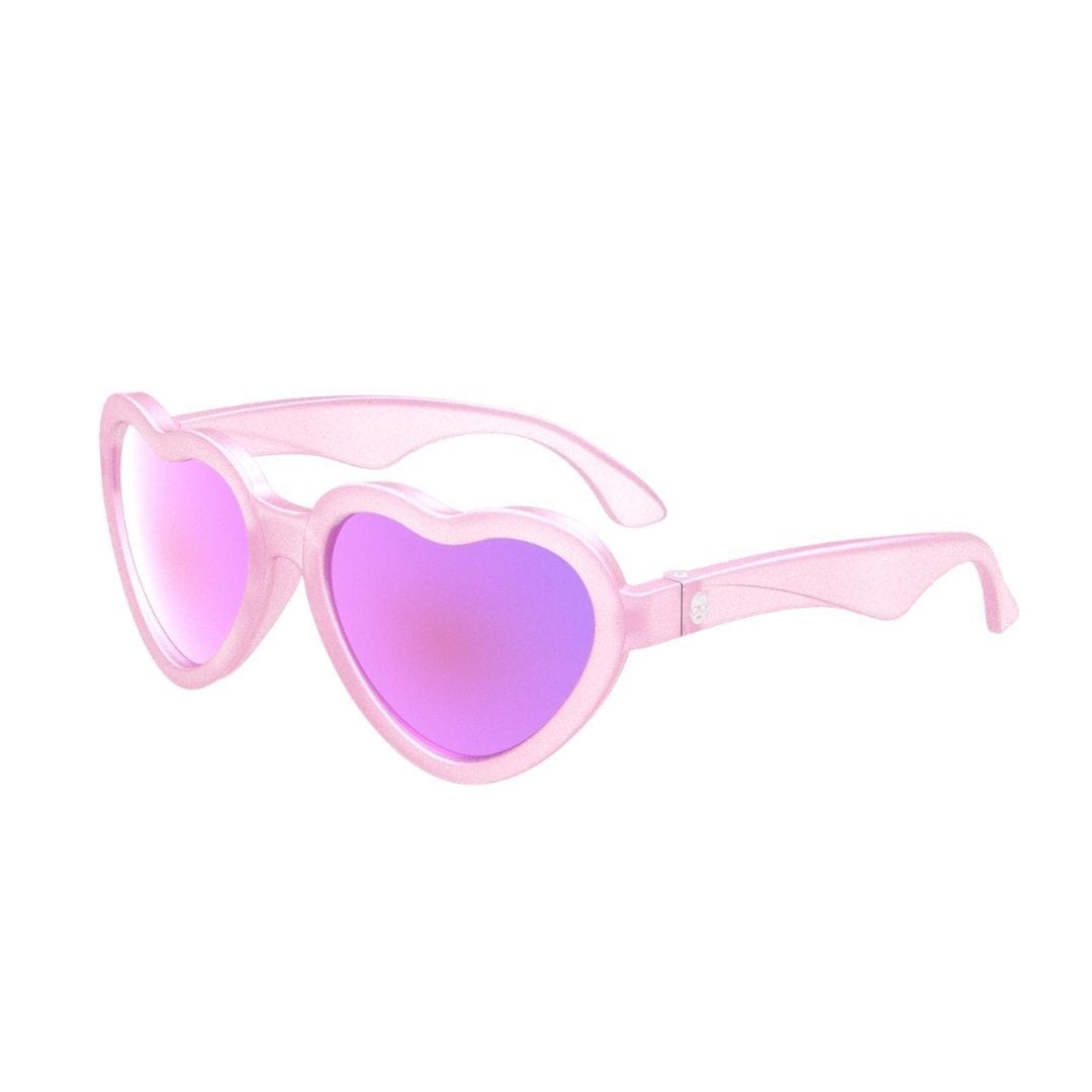 Junior (0 - 2 Years) / PRE-ORDER: The Influencer Babiators Sweetheart Baby & Kids Sunglasses - Naked Baby Eco Boutique
