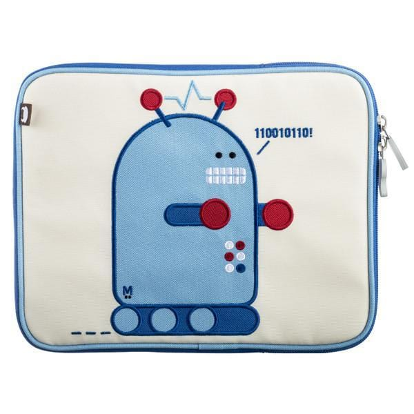 Robot Beatrix New York iPad Case (Multiple Variants) - Naked Baby Eco Boutique