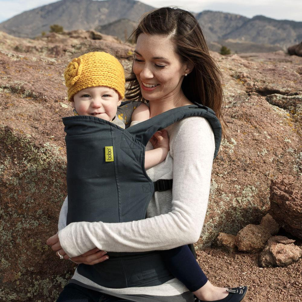 Boba Classic 4GS Organic Baby Carrier - Naked Baby Eco Boutique
