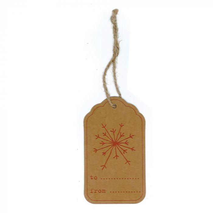 Christmas Gift Tag - Naked Baby Eco Boutique