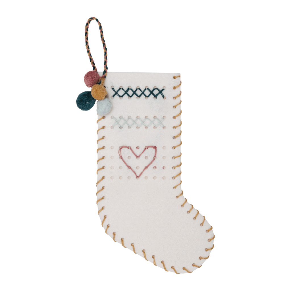 PRE-ORDER: Fabelab DIY Felt Stocking Craft Kit - Naked Baby Eco Boutique