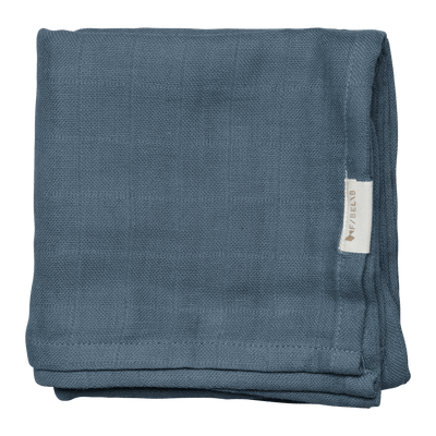 PREORDER: Fabelab Organic Muslin Squares (Multiple Variants) - Naked Baby Eco Boutique