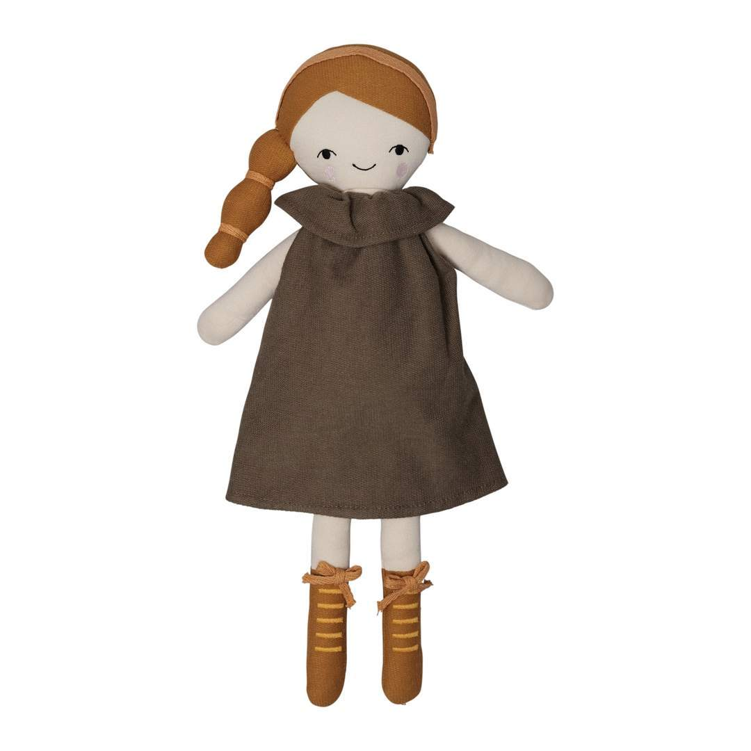 Acorn Fabelab Organic Cotton Big Doll (Multiple Variants) - Naked Baby Eco Boutique