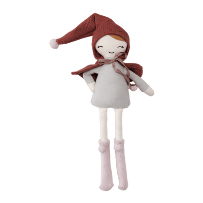 Girl Elf PRE-ORDER: Fabelab Organic Cotton Christmas Dolls (Multiple Variants) - Naked Baby Eco Boutique