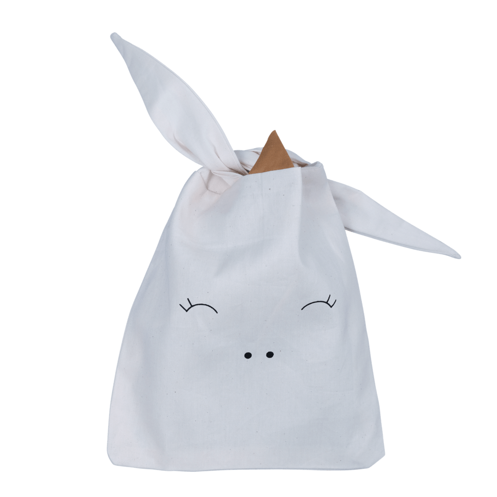 Unicorn PRE-ORDER: Fabelab Organic Cotton Snack Bags (Multiple Variants) - Naked Baby Eco Boutique