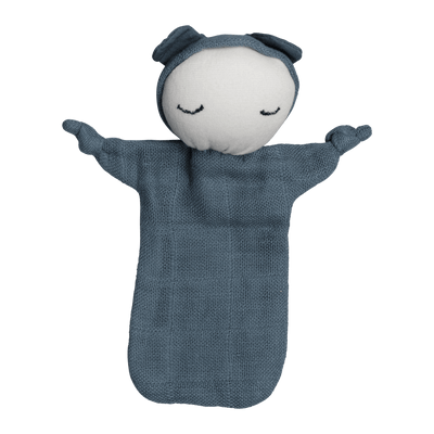 PRE-ORDER: Fabelab Organic Cotton Cuddle Doll Comforter (Multiple Variants) - Naked Baby Eco Boutique
