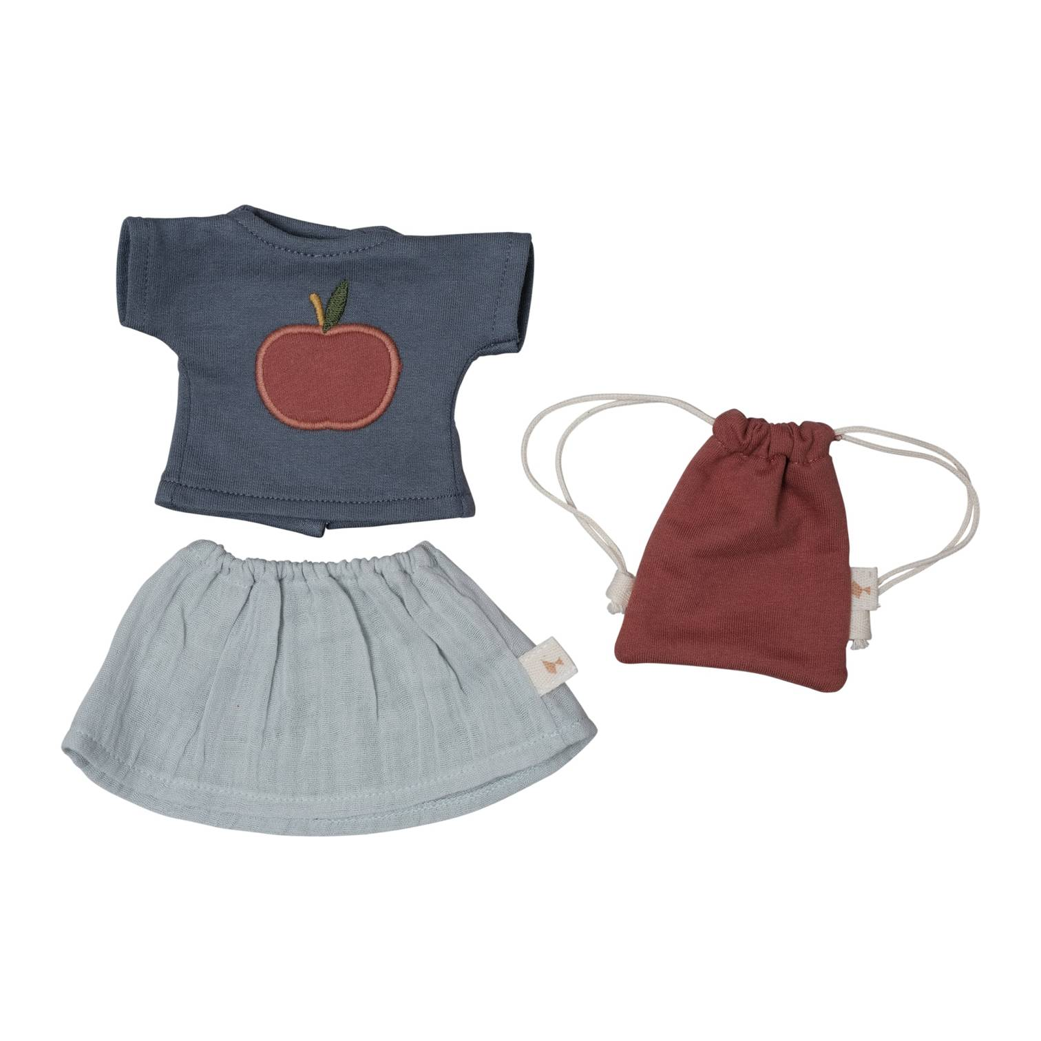 Fabelab Organic Cotton Doll Clothes Set - Naked Baby Eco Boutique
