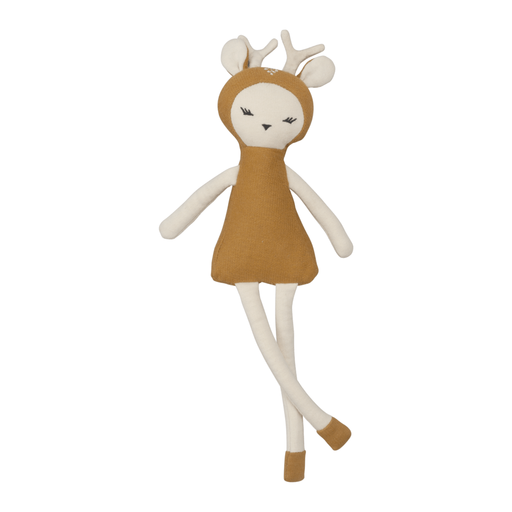 Fawn Fabelab Organic Cotton Dream Friend Doll (Multiple Variants) - Naked Baby Eco Boutique
