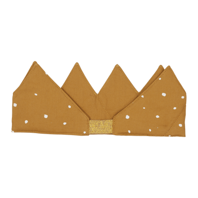 Ochre PRE-ORDER: Fabelab Organic Cotton Play Crown (Multiple Variants) - Naked Baby Eco Boutique