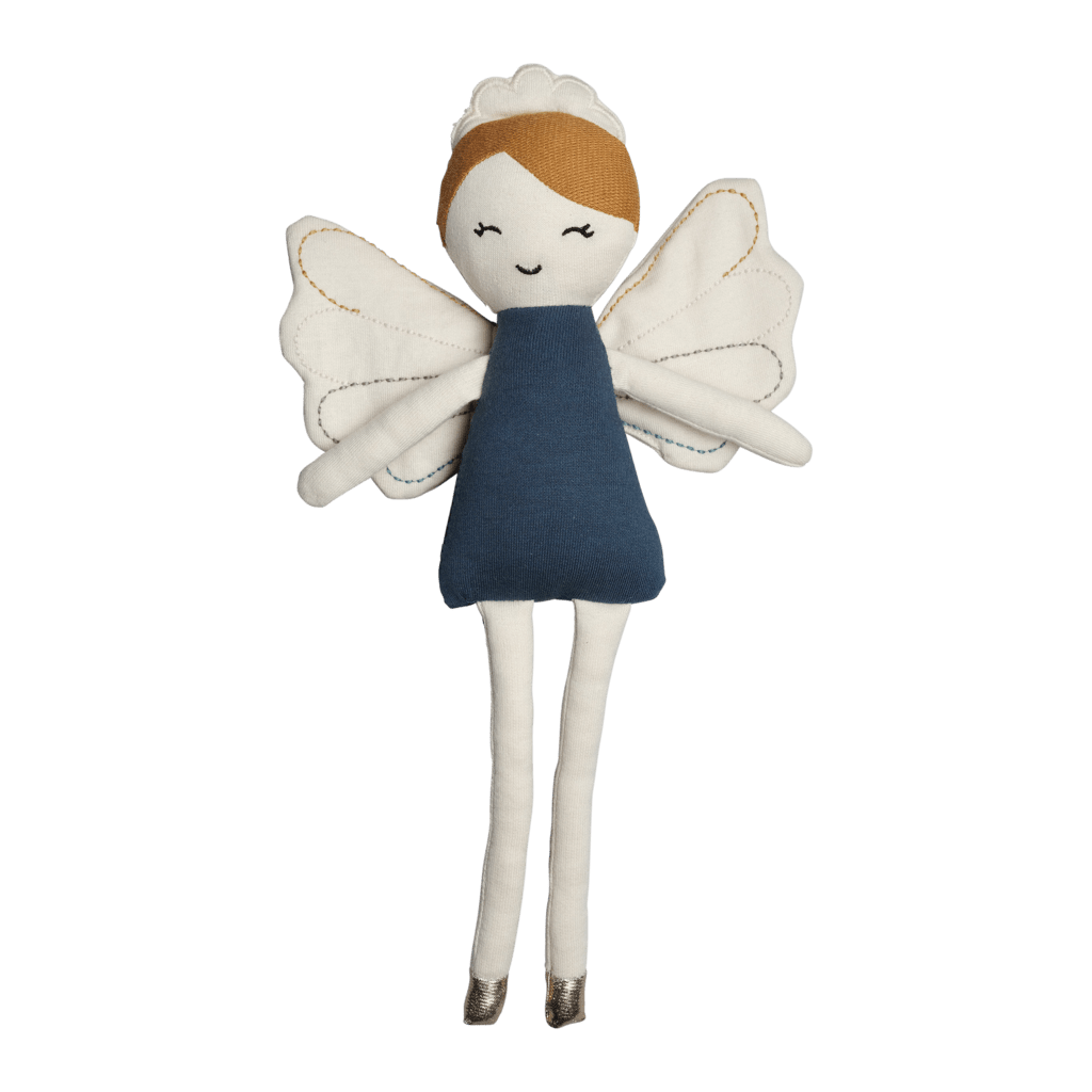 PRE-ORDER: Fabelab Organic Cotton Rainbow Fairy Doll - Naked Baby Eco Boutique