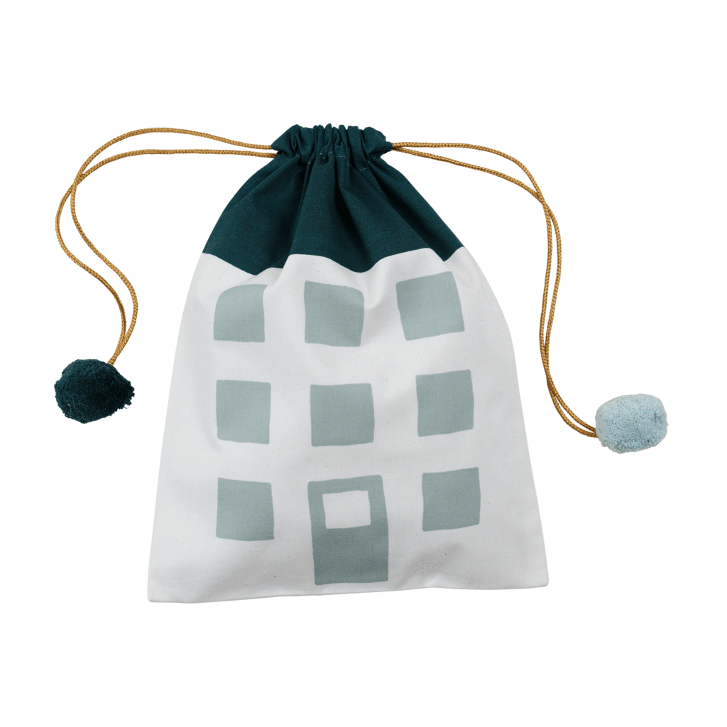 PRE-ORDER: Fabelab Organic Cotton Reusable Gift Bags (Multiple Variants) - Naked Baby Eco Boutique