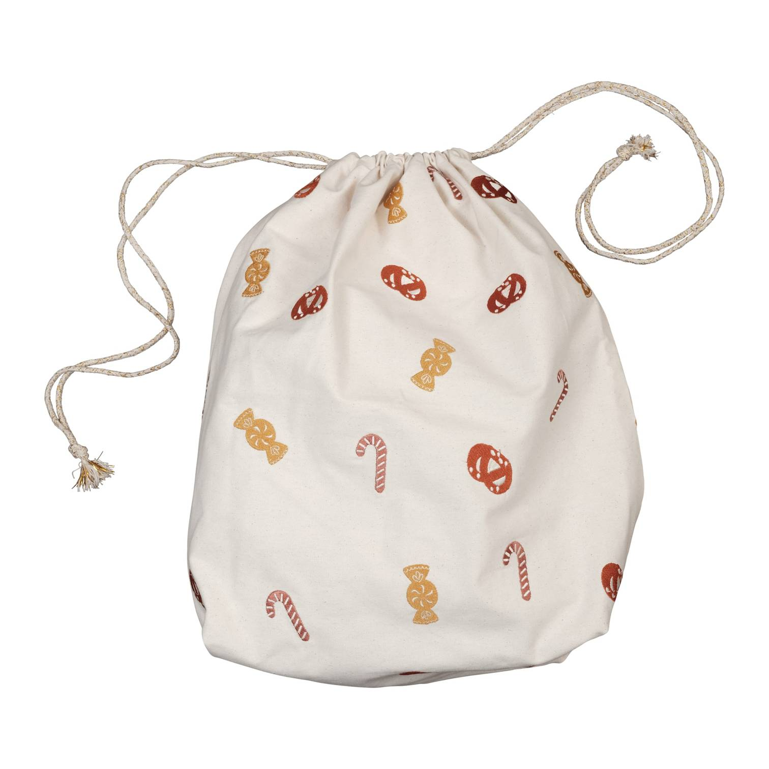 Candy Fabelab Organic Cotton Santa Sacks (Multiple Variants) - Naked Baby Eco Boutique