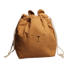 Small / Bear (Ochre) PRE-ORDER: Fabelab Organic Cotton Storage Bags (Multiple Variants) - Naked Baby Eco Boutique