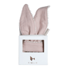 PREORDER: Fabelab Organic Cotton + Wood Bunny Teether (Multiple Variants) - Naked Baby Eco Boutique