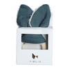PREORDER: Fabelab Organic Cotton + Wood Whale Teether - Naked Baby Eco Boutique