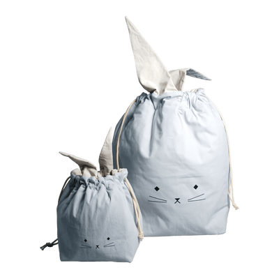 PRE-ORDER: Fabelab Organic Cotton Storage Bags (Multiple Variants) - Naked Baby Eco Boutique