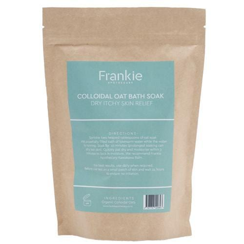 Frankie Apothecary Colloidal Oat Soothing Bath Soak - Naked Baby Eco Boutique