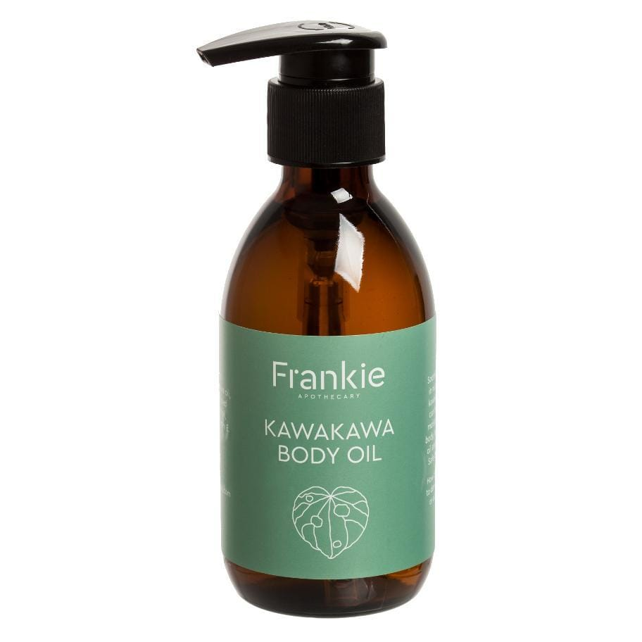 Frankie Apothecary Kawakawa Body Oil (Multiple Sizes) - Naked Baby Eco Boutique